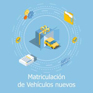 Trámites para matriculación de vehículos nuevos en Tenerife