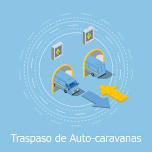 Traspaso de vehículos autocaravanas en Tenerife