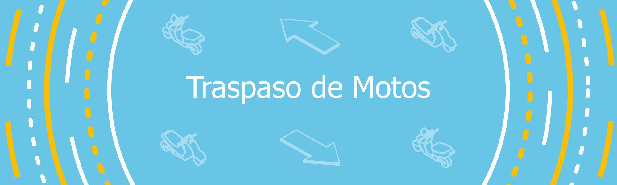 Traspaso de motos en Tenerife
