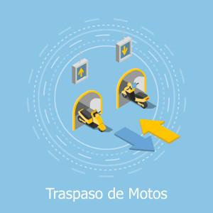 Traspaso de vehículos motos en Tenerife
