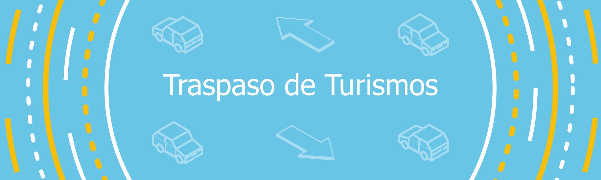 Traspaso de turismos en Tenerife